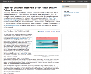 plastic, surgery, surgeon, west, palm, beach, FL, facebook